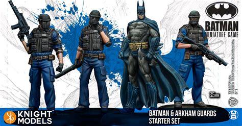Batman Miniature Game Tournament