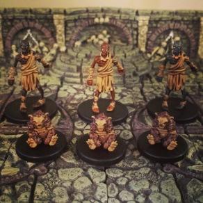Tomb of Annihilation minis