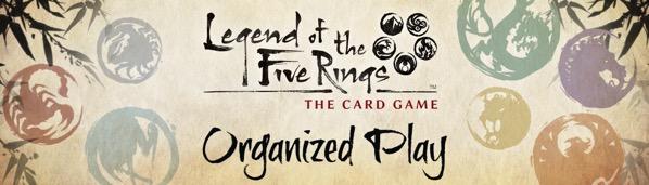 Legend of the Five Rings OP Season 3