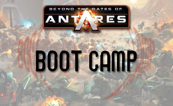 Antares Boot Camp