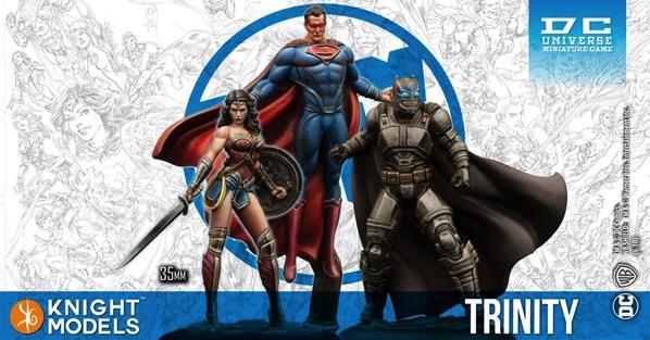 DC Universe Miniatures game