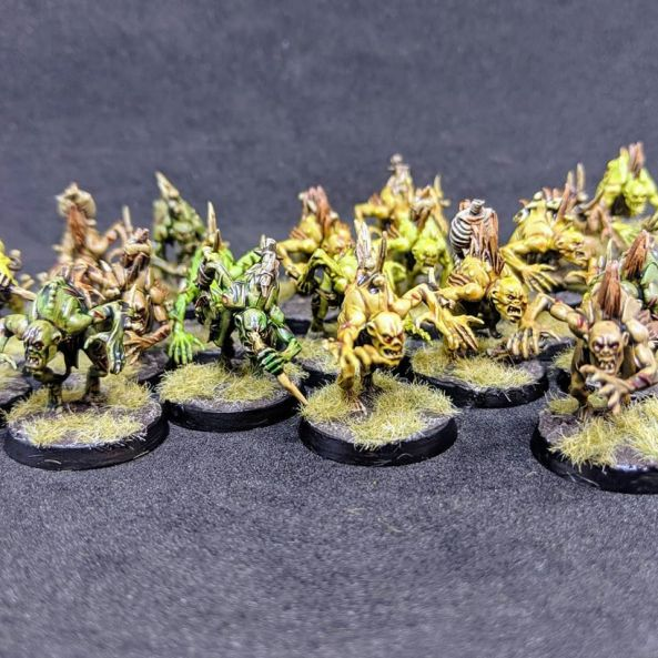 Ghouls done
