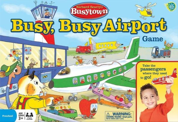 Busy Busy Airport