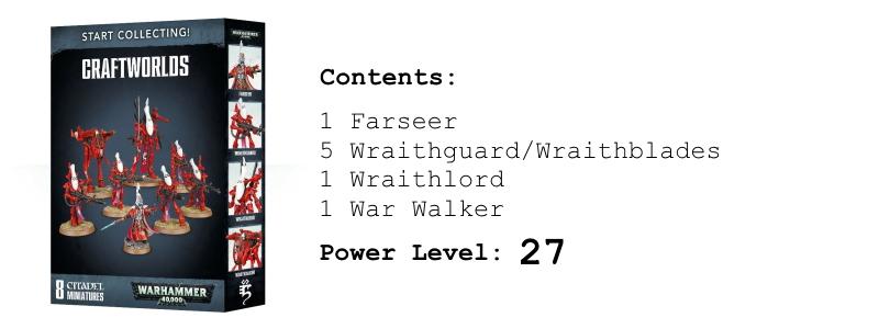 X craftworlds header